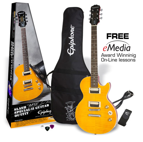 Epiphone Slash AFD Les Paul