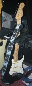 三澤氏Fender USA/EC ST UD BLK