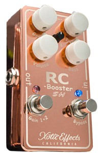 XOTIC / RC Booster SH COPPER