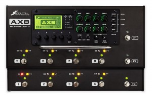 Fractal Audio Systems AX8 top