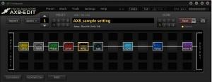 Fractal Audio Systems AX8 Edit