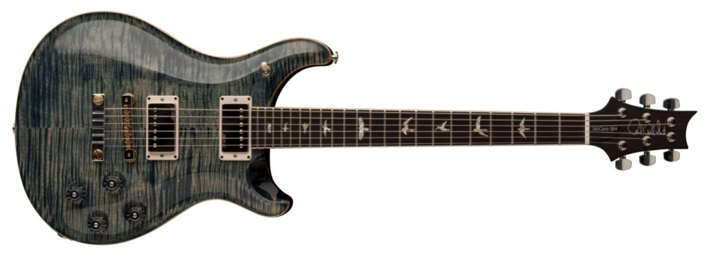 McCarty 594 Faded Whale Blue