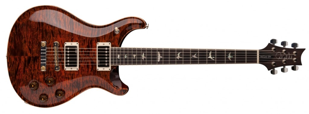 McCarty 594 Orange Tiger