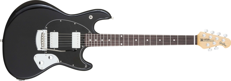 StingRay_Guitar_Black
