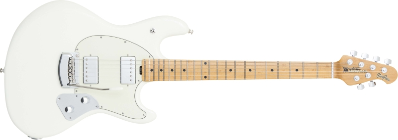 StingRay_Guitar_Ivory_White