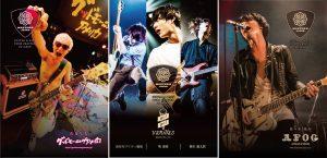 MASTER 8 JAPAN より今勢いのある人気バンドのシグネチャーピックが登場!